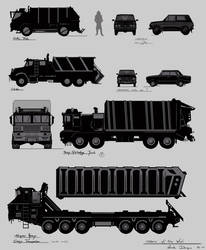 Colors of the Wind: Vehicle Designs