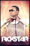 RickStar Promo Poster Idea 1