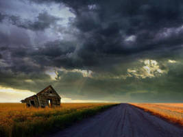 Resource: Cloudy Landscape by elsoria