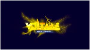 Voltage Energy Drink Logotype
