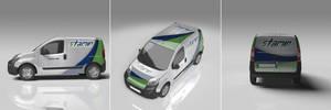 Vehiculos Stamin by elsoria