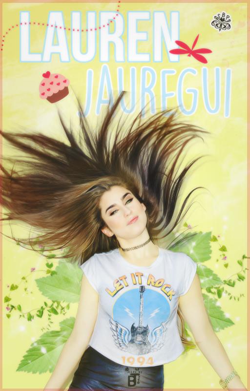 Lauren Jauregui Wattpad Book Cover #7 by BeyzaT