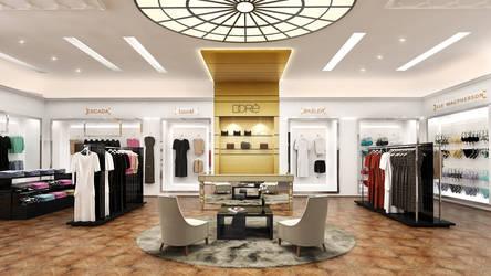 Interior Retail by idontwanna