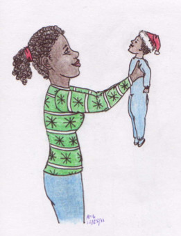 Baby's 1st Christmas by Shirory
