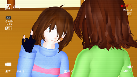 [MMD] Undertale - Grump It!
