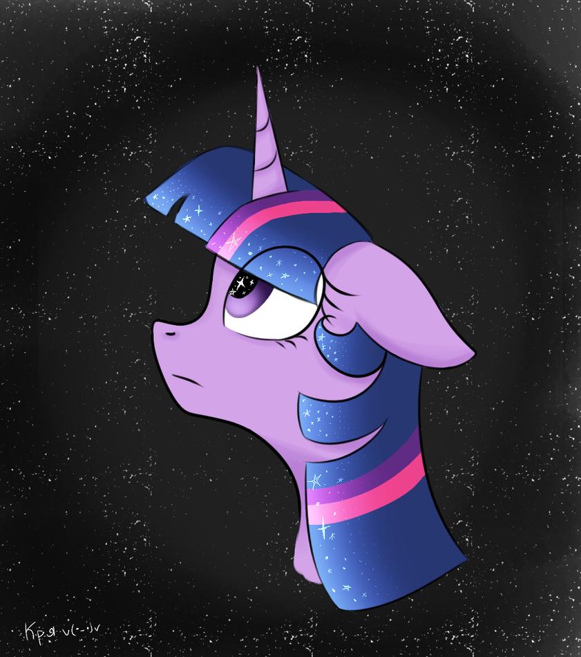 Twilight Sparkle by BorshikAbber