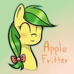 Apple Fritter