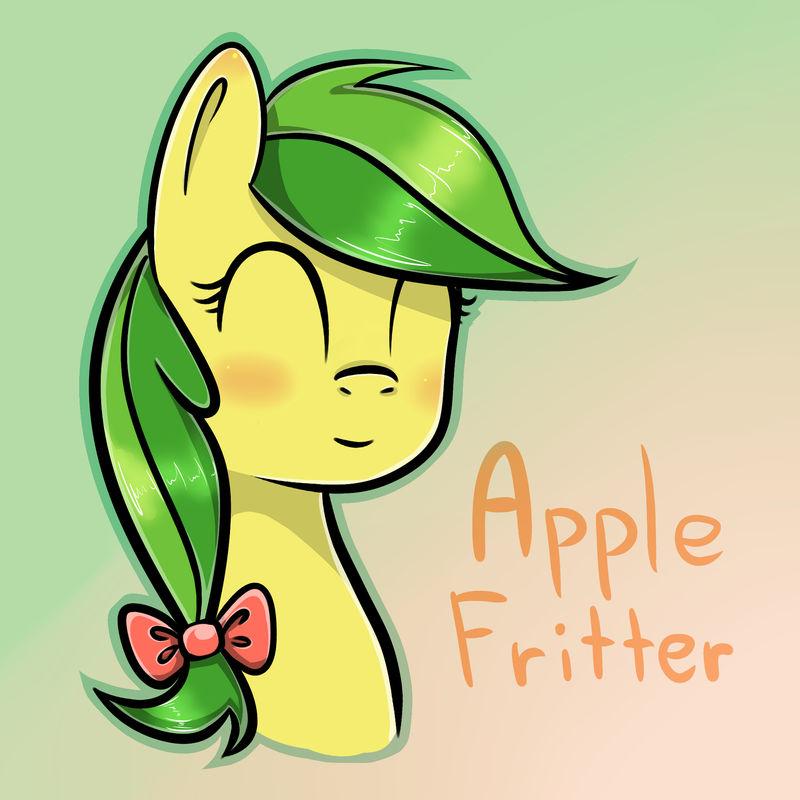 Apple Fritter by BorshikAbber
