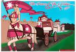 The Princess and the Centaur - COMIC BOOK!
