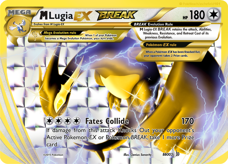 M Lugia-EX BREAK by bbninjas on DeviantArt