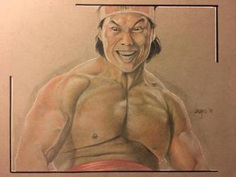 Chong Li (Bolo Yeung) - Bloodsport by Varjus