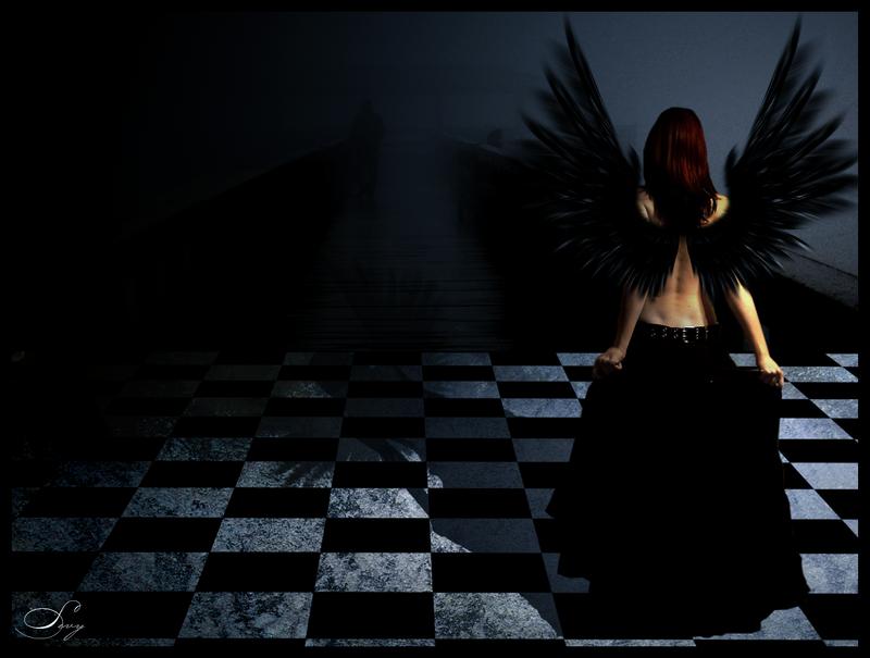 Angel of Despair.... by 2peysta on deviantART