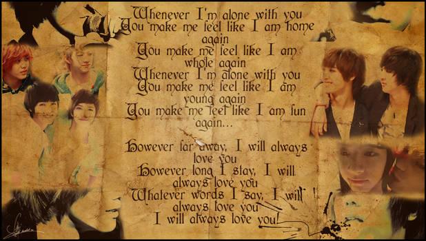 Allways Love You