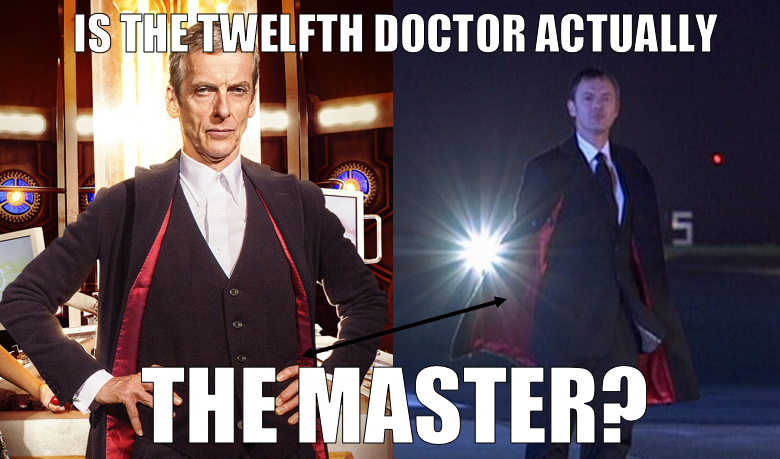 Master of doctor