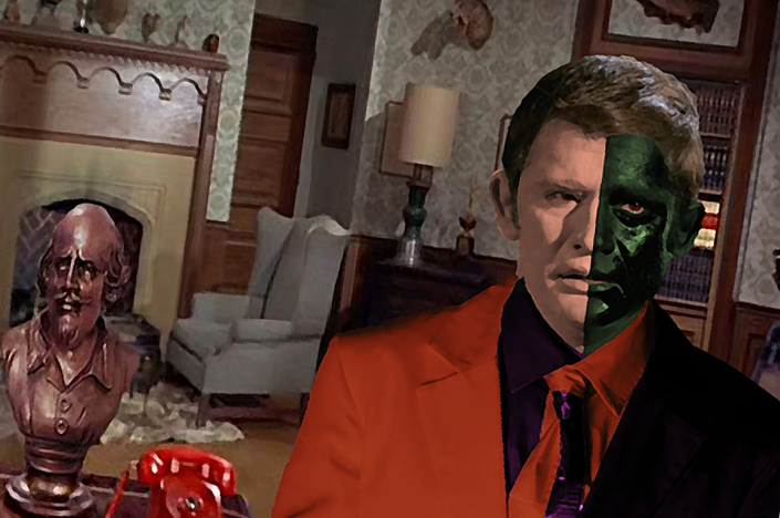 Batman 66 Lost Episode Who Would Have Played Two Face