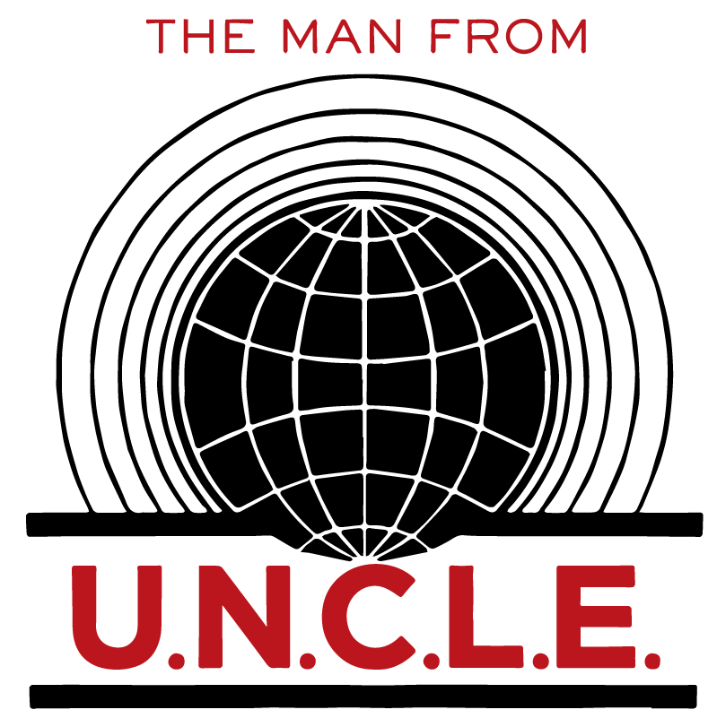 The Man From Uncle Logo Hybrid