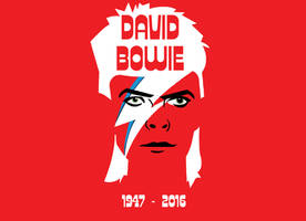 David Bowie RIP by Jarvisrama99