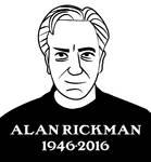 Alan Rickman RIP