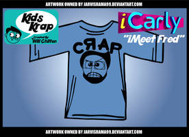 KIDS KRAP ICARLY REVIEW TCARD by Jarvisrama99