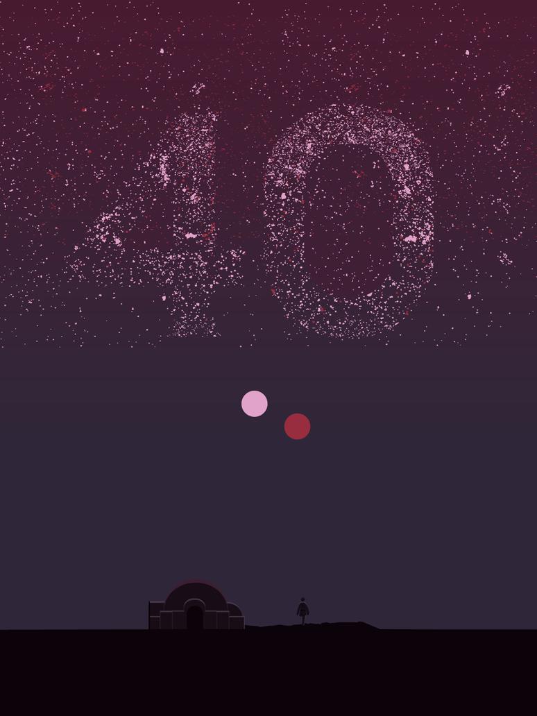 40th by Jarvisrama99