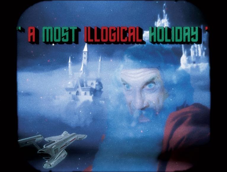 Star Trek View Master Frame by Jarvisrama99