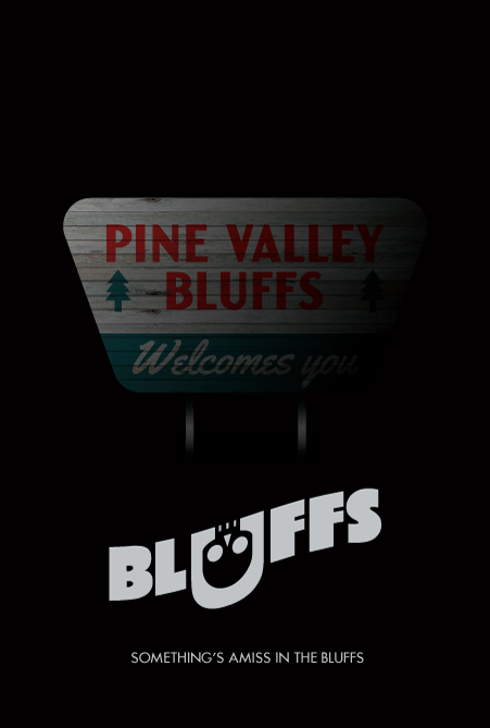 BLUFFS Teaser Poster by Jarvisrama99