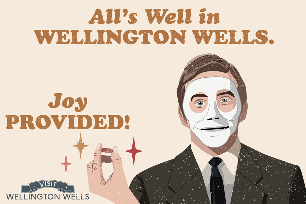 All's Well in Wellington Wells by Jarvisrama99