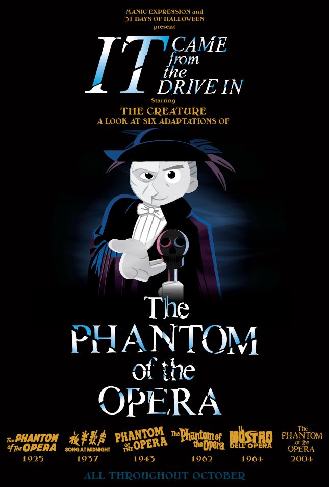 PHANTOM OF THE OPERA REVIEW POSTER by Jarvisrama99