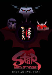 Star: Wrath of the King by Jarvisrama99