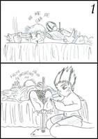 Comic - Ticklish feet p. 1 by mystic-touch