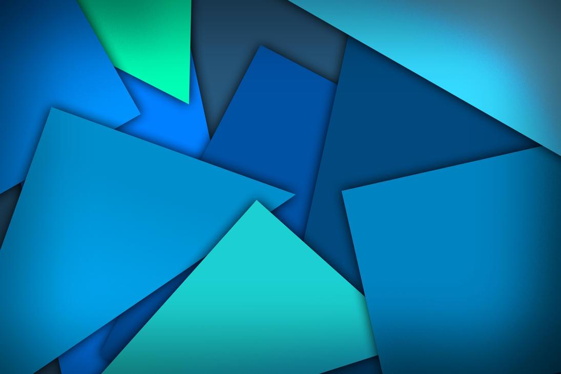 Modern Material by JamesHD2K
