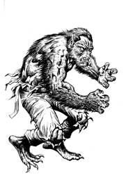 Werewolf 00 by Jadool