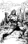 Werewolf Cover