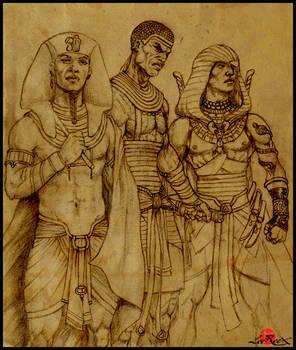 Egyptian Assassin's creed