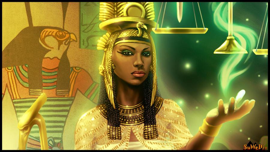 queen egyptian art wallpaper - photo #18