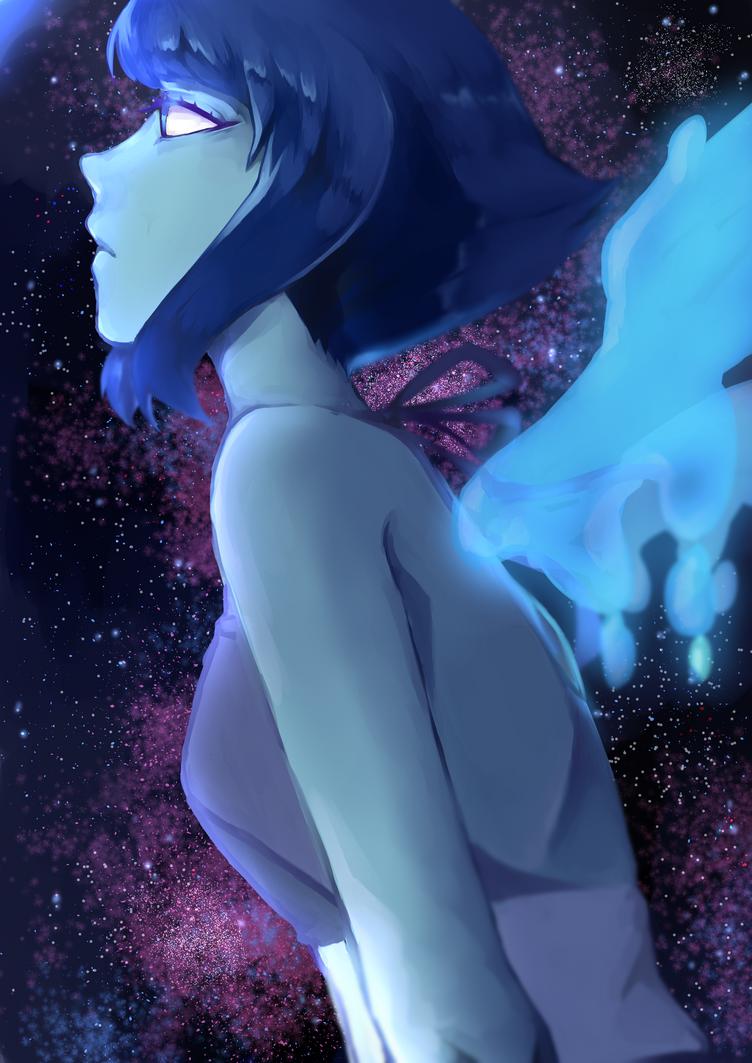lapis lazuli by fyukue