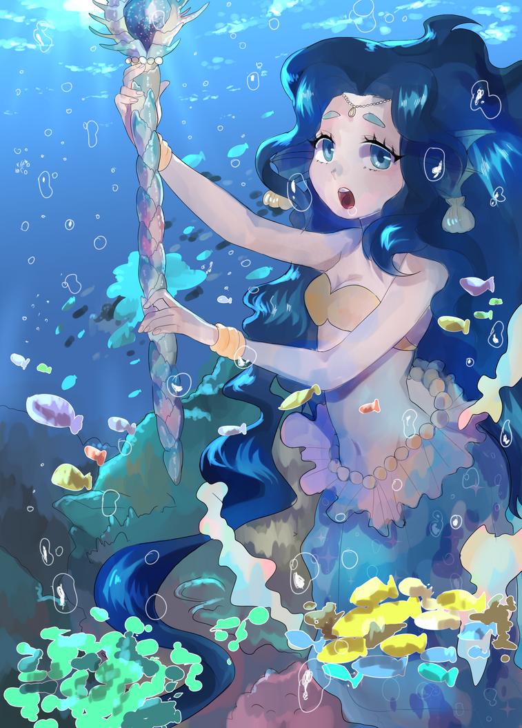 queen of the ocean by fyukue