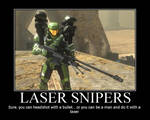 MP: Laser Snipers