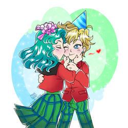Happy Birthday Haruka!