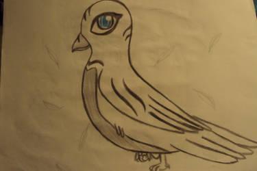 birdie Miliita by thekrissia