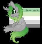 2020 Pride Adopts {Day 7/30 OPEN} - Aromantic