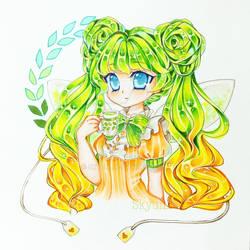 [OC] Cup Of Tea by Skyuni