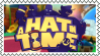 A Hat In Time fan stamp by MyMyDraws3