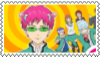 The Disastrous Life of Saiki K stamp by MyMyDraws3