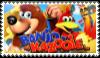 Banjo Kazooie fan stamp by MyMyDraws3
