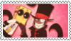 PaperHat fan stamp by MyMyDraws3