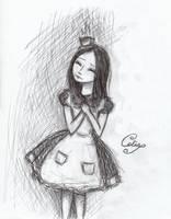 Teacup Girl by MissDarling23