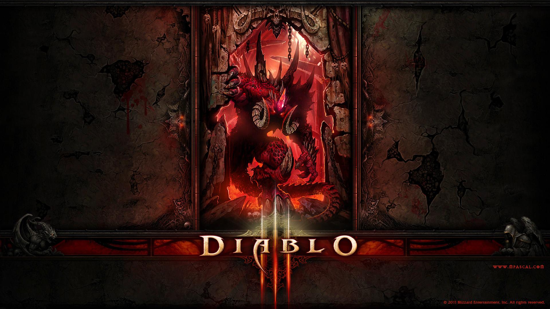 Diablo 3 wallpaper by Panperkin on DeviantArt