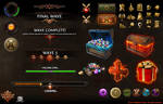 Dungeon Hunter 3 In-game assets