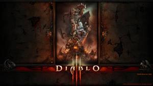 Diablo 3 Barbarian wallpaper